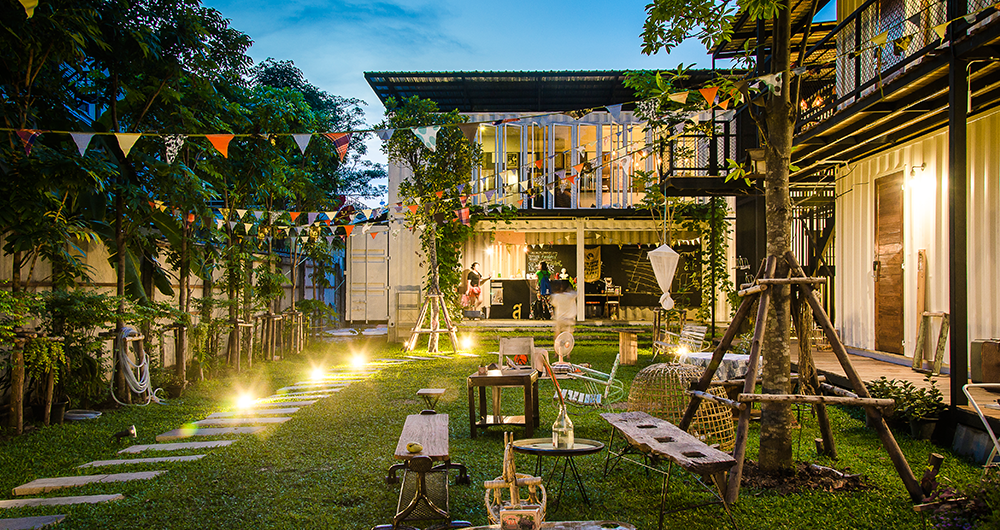 Hostels in Bangkok